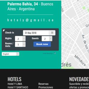 Reservas online para o seu site Bed & breakfast